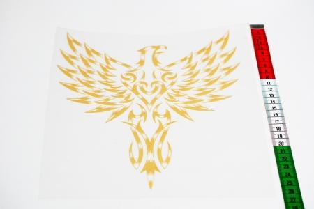 NAPRASOWANKA GOLDEN EAGLE