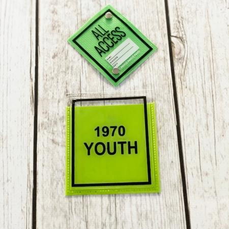 APLIKACJA 1970 YOUTH GREEN