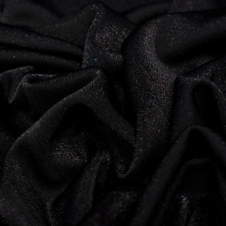 DZIANINA LUREKSOWA SHINING BLACK