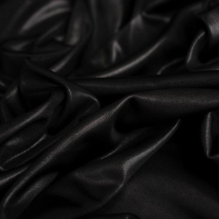 DZIANINA METALICZNA CLASSIC BLACK