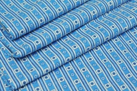 FLANELA BLUE STRIPES