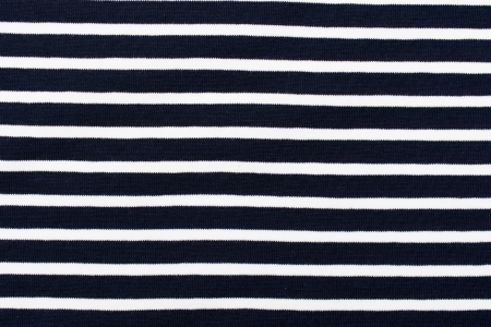 DZIANINA WISKOZOWA NAVY STRIPES 08