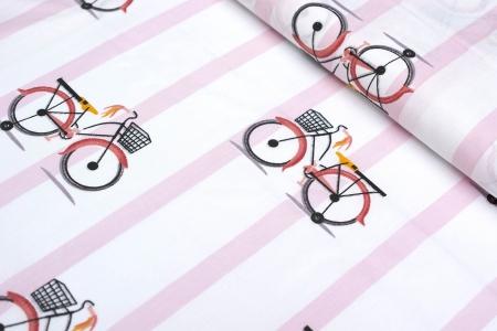 PŁÓTNO BAWEŁNIANE BICYCLES