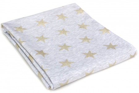 DRESÓWKA STARS SHINING GOLD/LIGHT GREY