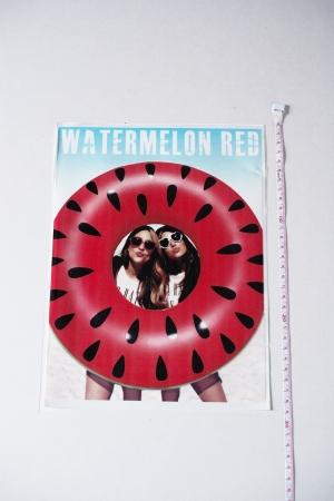 NAPRASOWANKA WATERMELON RED