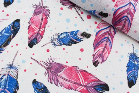 TETRA COLORFUL FEATHERS