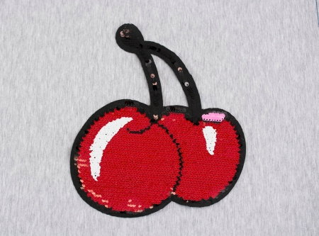APLIKACJA CHERRY BIG RED/PINK