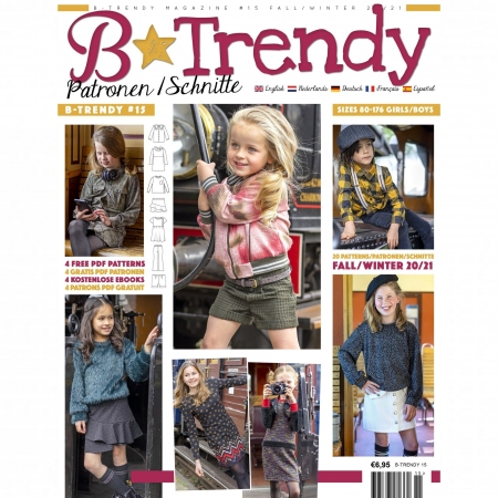 B TRENDY #15 FALL/WINTER 20/21