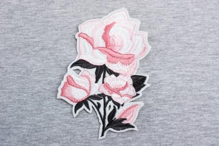 APLIKACJA ROSE PINK/GRAPHITE