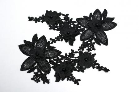 APLIKACJA BLACK FLOWERS