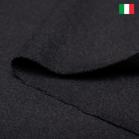 TKANINA WEŁNIANA ITALIA KLASYCZNY GRANAT