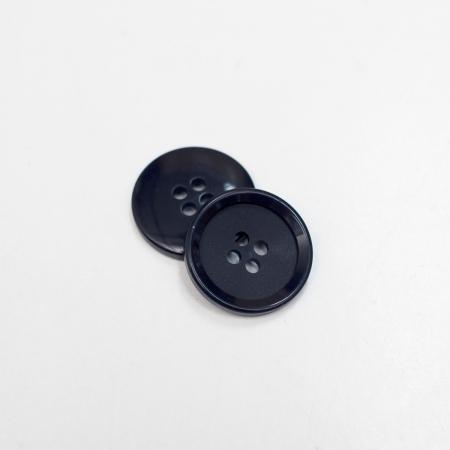 GUZIK GARNITUROWY GRANATOWY (2cm)