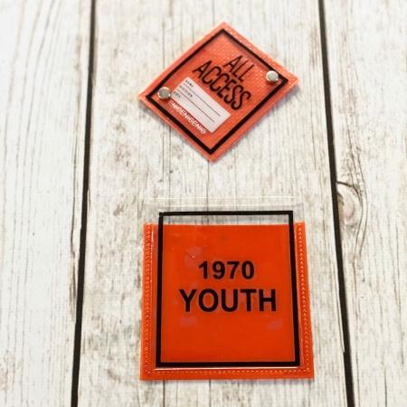 APLIKACJA 1970 YOUTH ORANGE