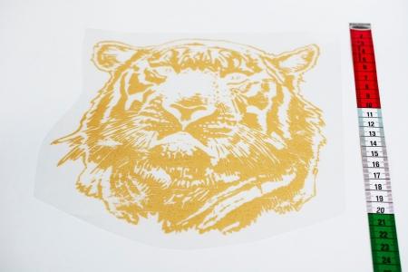 NAPRASOWANKA GOLDEN TIGER