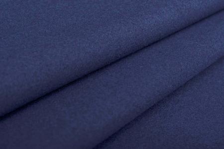 TKANINA FLAUSZ WISKOZOWY TWILIGHT BLUE