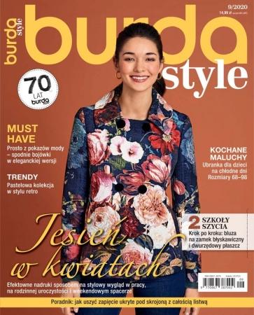 BURDA - 9/2020 - JESIEŃ W KWIATACH