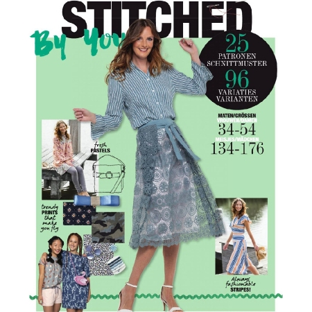 STITCHED BY YOU LENTE/ZOMER 2019