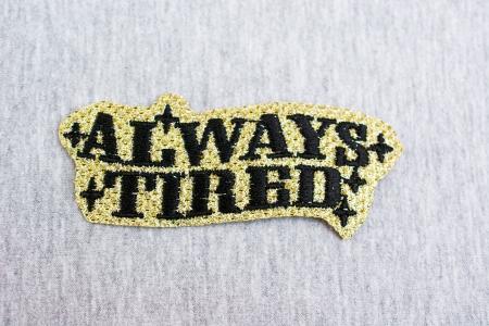 APLIKACJA GOLD ALWAYS TIRED