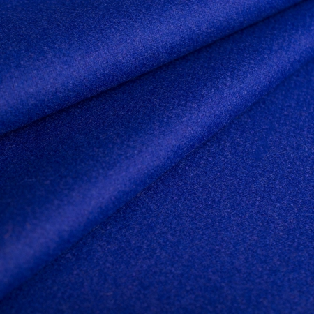 FLAUSZ WEŁNIANY PRASOWANY SPECTRUM BLUE
