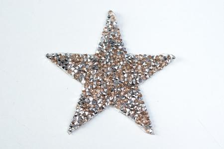 APLIKACJA ROSE GOLD DIAMOND STAR