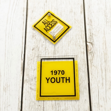 APLIKACJA 1970 YOUTH YELLOW