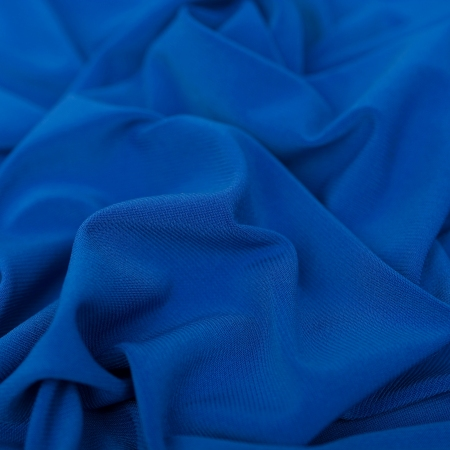 DZIANINA ELASTYCZNA SUPER JERSEY OLYMPIAN BLUE